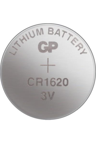 Gp Cr1620 3V Lithium 5Li Kartela