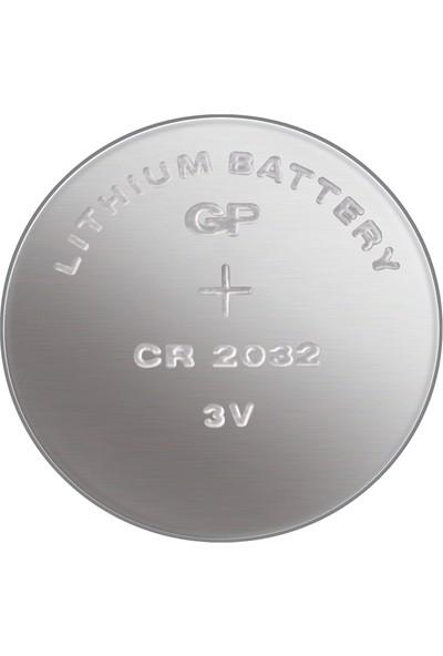 Gp Cr2032 3V Lithium 5Li Kartela
