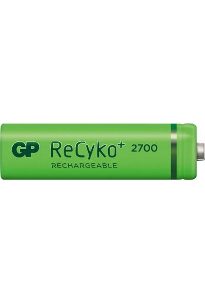 Gp 2600Mah Recyko Ni-Mh Şarj Edilebilir (2Li)