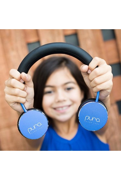 Puro BT2200 Kablosuz Kulaklık - Mavi
