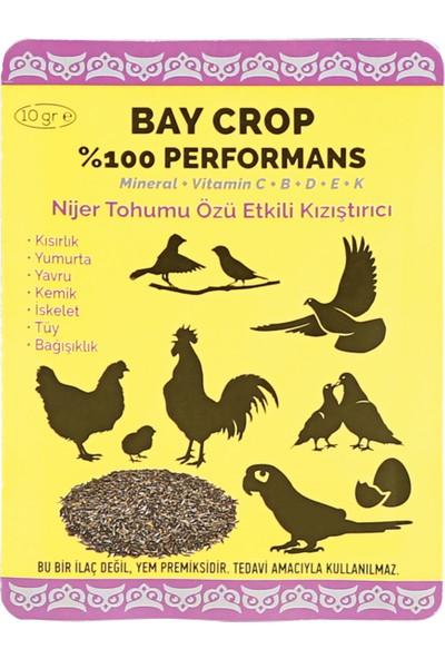 Baykuş Bay Crop Performans Hızlı Kızıştırıcı Kuş Vitamini
