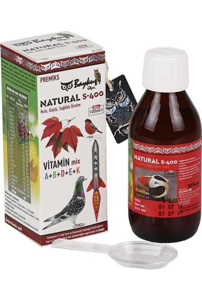Baykuş Natural Kuş Vitamini Mix S400