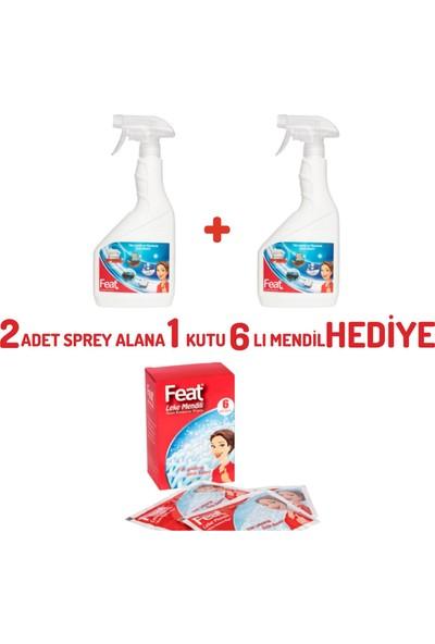 Feat Leke Çıkarıcı Sprey 750 ml 2'li