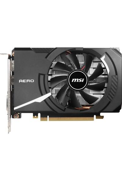 MSI GeForce GTX 1650 Super Aero ITX OC 4GB 128Bit GDDR6 DX(12) PCI-E 3.0 Ekran Kartı (GEFORCE GTX 1650 SUPER AERO ITX OC)