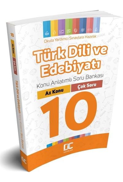 Dc Yayınları 10. Sınıf Türk Dili ve Edebiyatı Konu Anlatımlı Soru Bankası