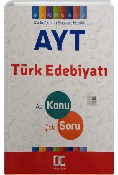 Dc Yayınları AYT Türk Edebiyatı Konu Anlatımlı Soru Bankası