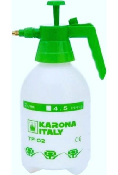 Karona Italy Püskürtme Makinesi 2 lt