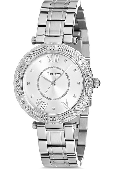 Ferrucci Fc 1119 13089M.01 640091 Kadın Kol Saati