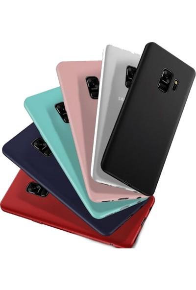 Coverzone Motorola One Macro 2019 Kılıf Silikon Kılıf Rose