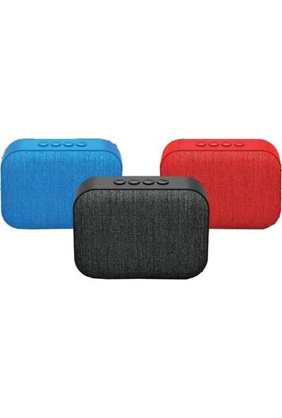Piranha 7807 Bluetooth Kablosuz Hoparlör Şarjlı