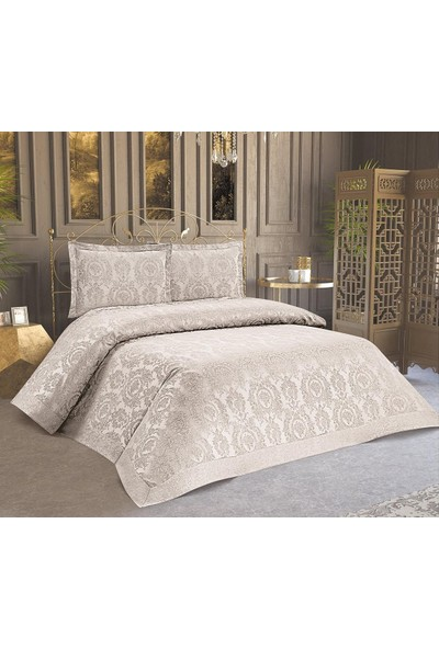 Butikhome Confort Yatak Örtüsü Çift Kişilik 3 Prç