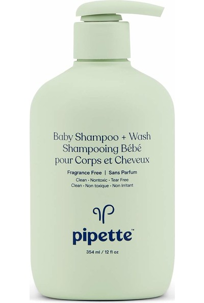 Pipette - Şampuan 354 ml
