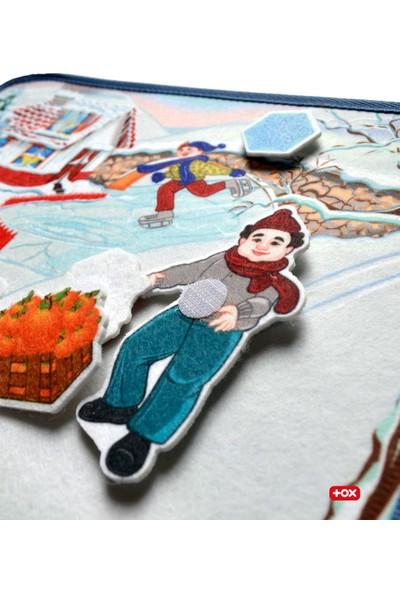 Tox Kış Keçe Cırtlı Aktivite Sayfası