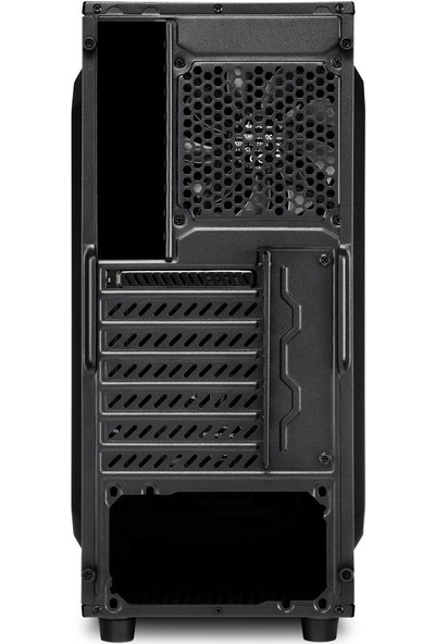 Sharkoon VG6-W-Red ATX Midi Tower Bilgisayar Kasası