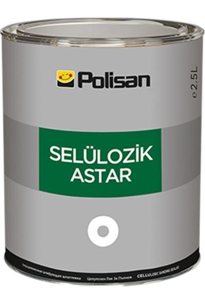 Polisan Selülozik Astar Beyaz 0,750 lt