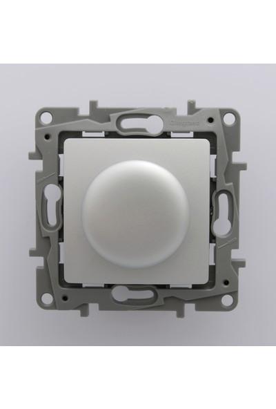 Legrand Salbei Rotatif Dimmer 400W Alüminyum Çerçevesiz