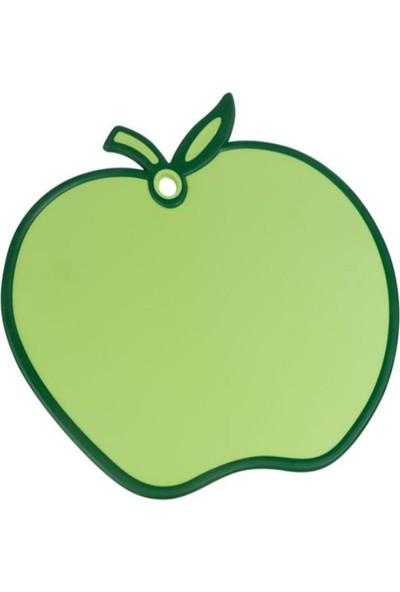 Gondol Vitamin Yeşil Elma Kesim Panosu Kaydırmaz 280 x 305 x 8 mm