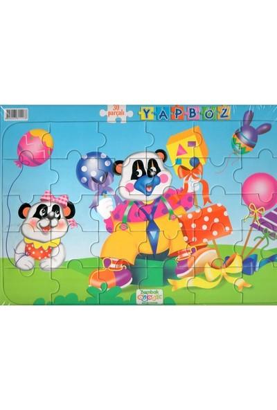 Zambak Yayınları Puzzle Eğlenceli - 30 Parça