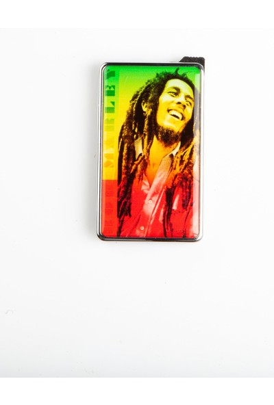 Dünyadan Hediyeler Zenit Gazlı Çakmak Bob Marley Temalı