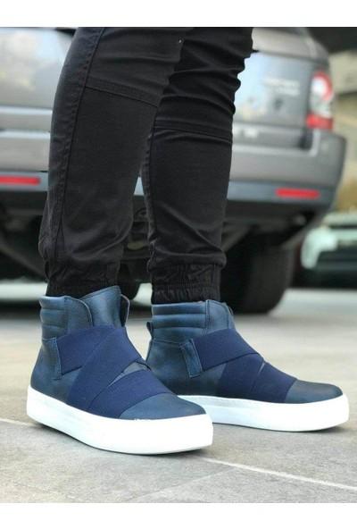Chekich Bantlı Bağcıksız Erkek Sneaker Bot
