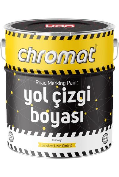 Haskan Chromat Yol Çizgi Boyası 3,5 kg / 2 lt