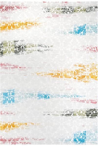Atlantik Halı Rainbow Koleksiyonu W9947 N6034 Multi 100 x 200 cm Modern Halı