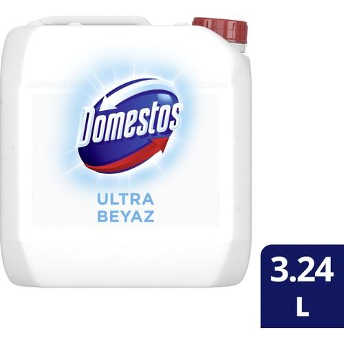 Domestos Ultra Beyaz Yoğun Kıvamlı Çamaşır Suyu 3240 ML