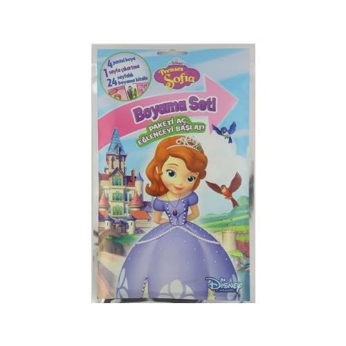 Disney Prenses Sofia Boyama Seti Fiyati Taksit Secenekleri