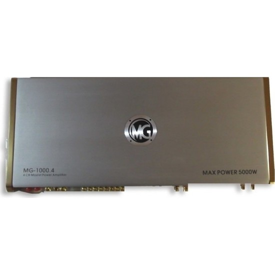 MG Audio Audio Audio-1000 4 Chn Amfi
