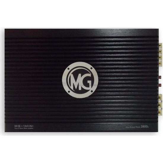 MG Audio Audio-800. 4 Chn Amfi