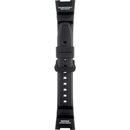 Trendburada Casıo SGW-100 Uyumlu Silikon Saat Kordonu Kayışı