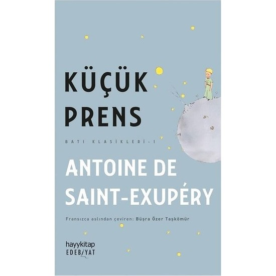 Küçük Prens - Antoine De Saintexupéry