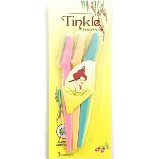 Tinkle 3'lü Kaş Usturası