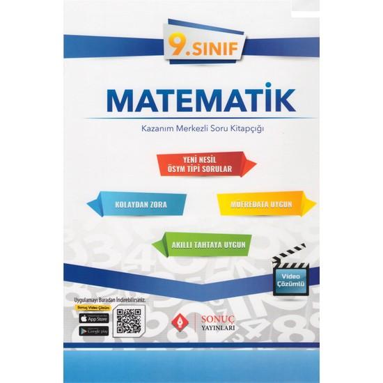 Sonuç Yayınları 9.Sınıf Matematik Modül Set 2020