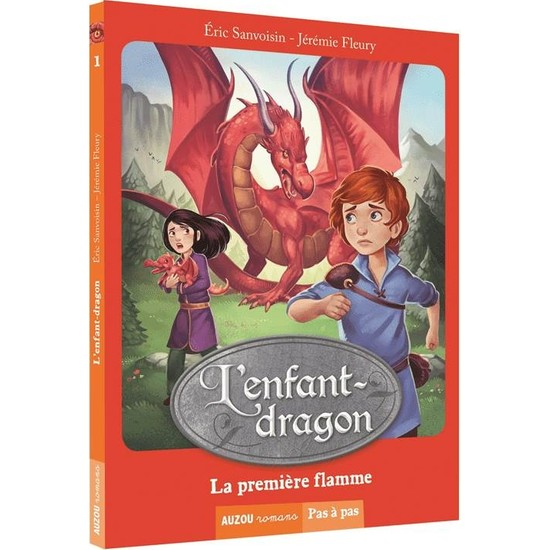 L'enfant Dragon 1: La Premiere Flamme