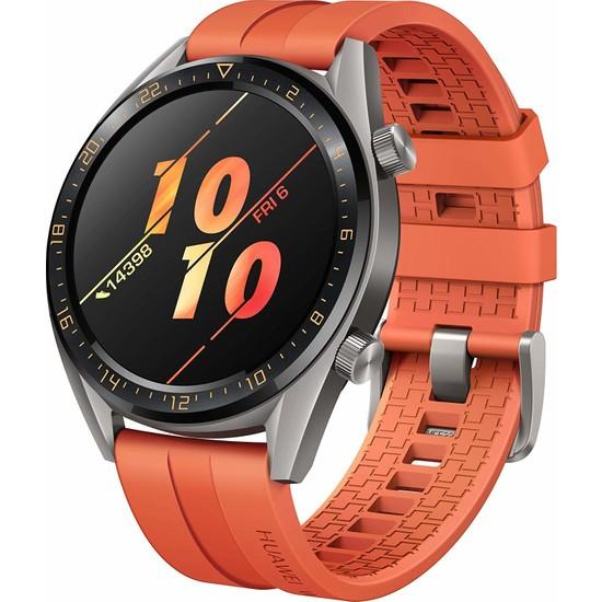 Huawei Watch GT Active Akıllı Saat - Turuncu