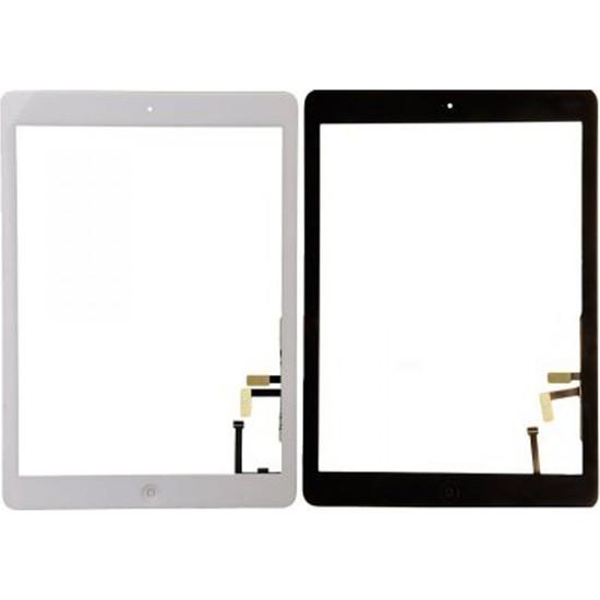 OEM Apple iPad Air NT - 60278 Dokunmatik Lens + Filmli
