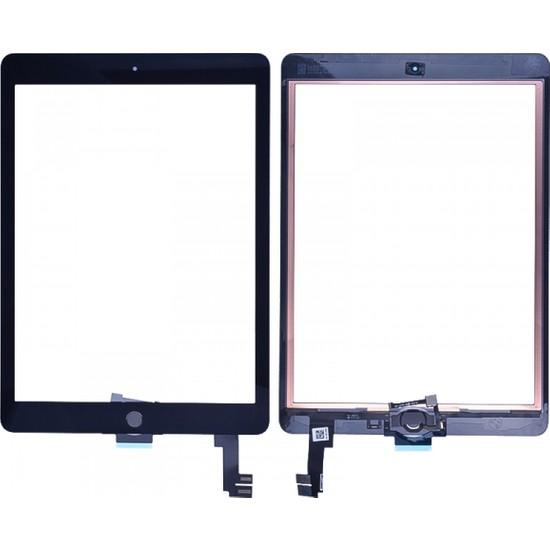 OEM Apple iPad Air 2 NT - 60669 Dokunmatik Lens + Filmli