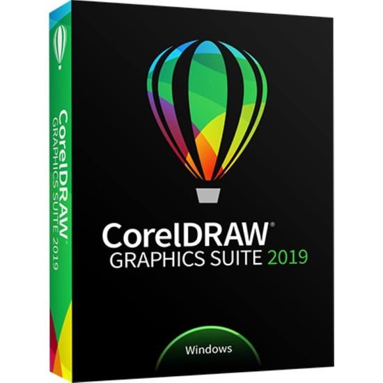 Coreldraw Graphics Suite 2019 Ev ve Öğrenci Paketi