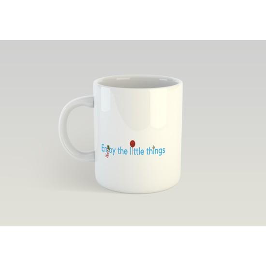 Minimalist Mug Designs Minimal Motto Tasarımlı Kupa