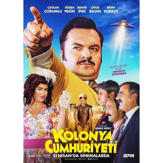 Kolonya Cumhuriyeti DVD