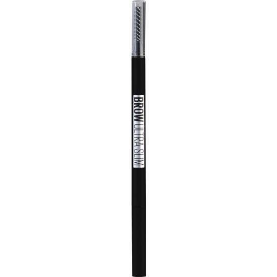 Maybellıne New York Brow Ultra Slım Kaş Kalemi -06 Black Brown