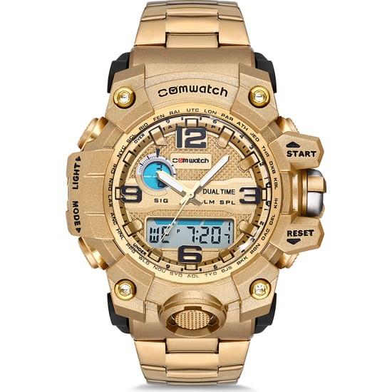 Comwatch 1523G-GGGGG Erkek Kol Saati