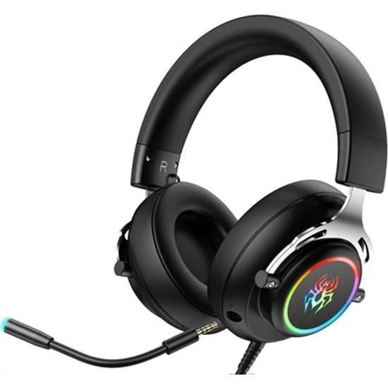 Yoro G60 7.1 RGB LED Surround Kulaklık