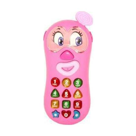 Gokidy Eğitici Oyuncak Sesli Işıklı Neşeli Telefon