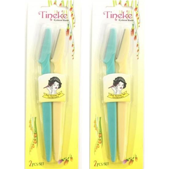 Tinkle 4'lü Kaş Usturası
