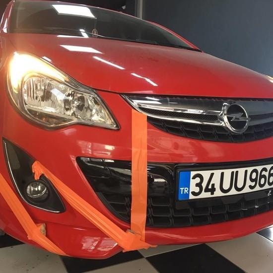BTG Opel Corsa Body Kit Seti