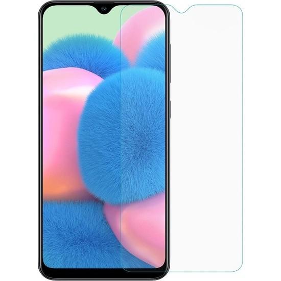 Engo Samsung Galaxy A30S 9H Temperli Campet Nano Ekran Koruyucu