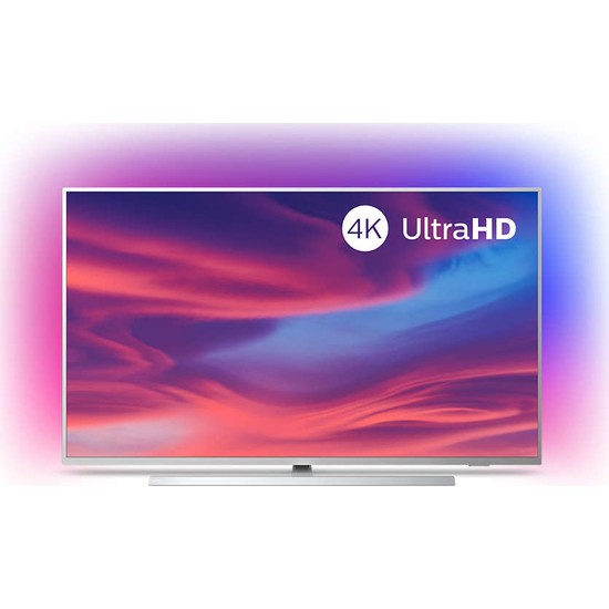 "Philips 55PUS7304/62 55"" 139 Ekran Uydu Alıcılı 4K Ultra HD Android Smart LED TV"