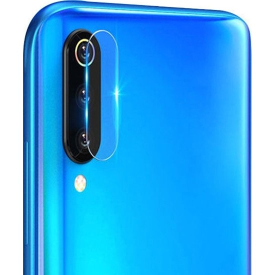 Gpack Samsung Galaxy A70 Kamera Lens Koruyucu Cam Şeffaf